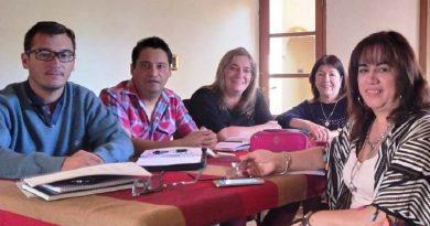 Presidente del Concejo Delibrerante en FM La Voz
