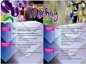 Banda Sublime en Fiesta del Michay 2020
