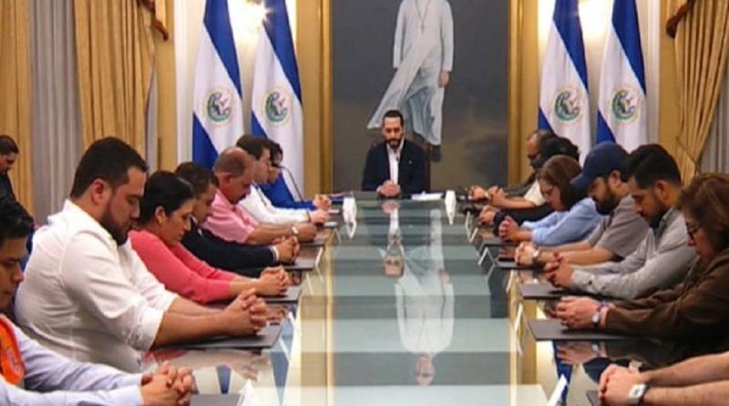 Presidentes de: El Salvador, Guatemala y Paraguay, piden ORACIÓN por pandemia